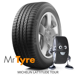 MICHELIN 245/45R20 99H XL LATITUDE TOUR HP