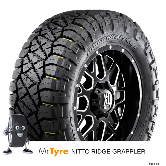 285/70R17 121/118Q 10PR NITTO RIDGE GRAPPLER
