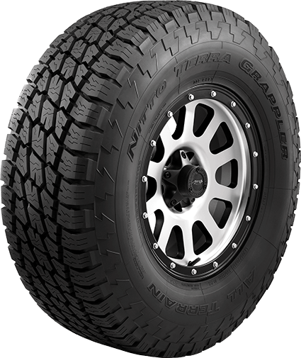 285/70R17 117S 4PR NITTO TERRA GRAPPLER AT