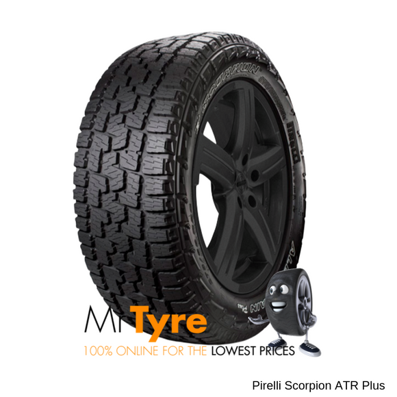 PIRELLI 245/65R17 111T SCORPION AT PLUS (+)