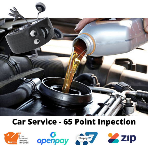 Car Service Mechanical Lube - Small Car (GOLD COAST ONLY)