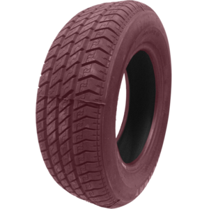MRT Smoke 235/45R17 Coloured Smoke Tyre - RED