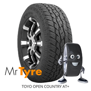 TOYO 33X12.50R15 108S OPEN COUNTRY AT PLUS - ALL TERRAIN