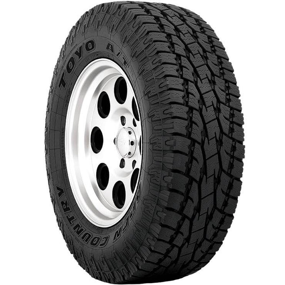 TOYO 265/65R17 120R OPEN COUNTRY AT2 - ALL TERRAIN