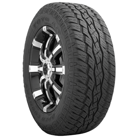 TOYO 265/60R18 110T OPEN COUNTRY AT+