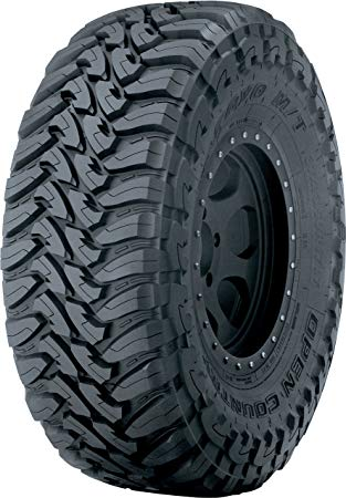 TOYO 265/70R17 118/115P 8PR OPEN COUNTRY M/T TL - MUD TYRE