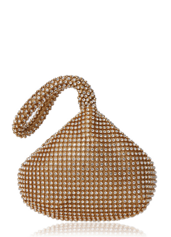 THE GALA HANDBAG - GOLD