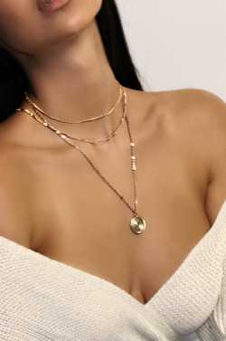 LUXURY LAYERING NECKLACE