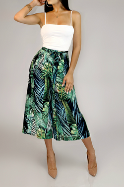 FLAMINGO TROPICAL TROUSERS