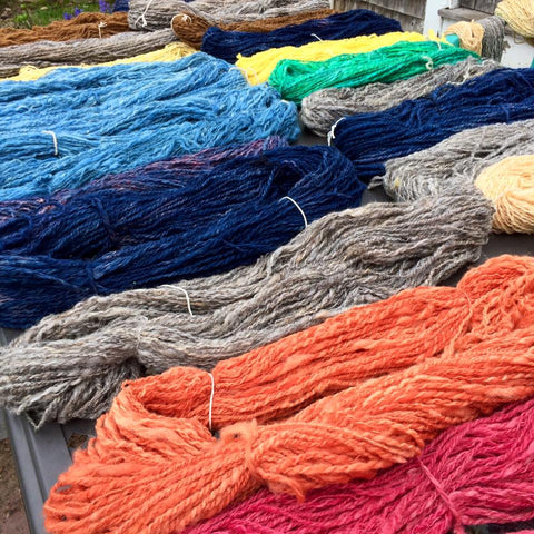 Skein of Yarn (Priced Per Ounce)