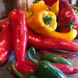 Sweet Peppers (per pound)