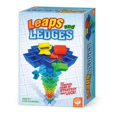 Leaps & Ledges: Games
