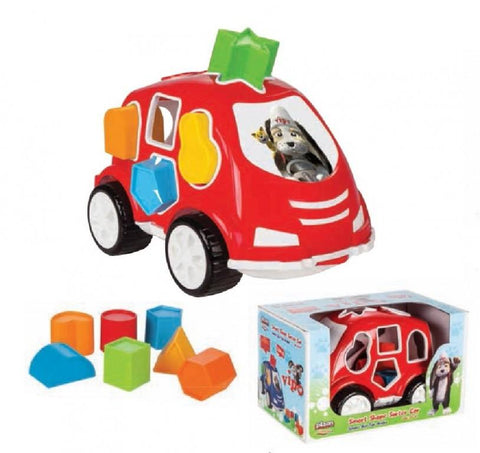 smart shape sorter car