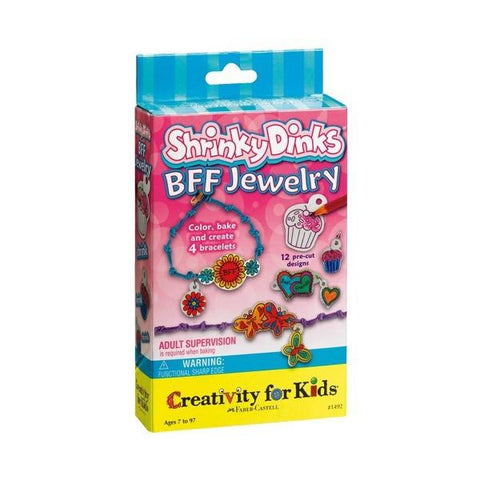 Shrink Fun Bff Jewelry Mini Kit