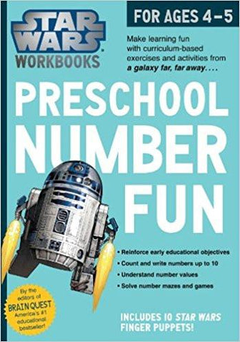 Preschool Number Fun