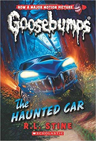 Haunted Car (Classic Goosebumps #30)