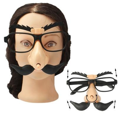 Wind Up Glasses w/ Moustaches