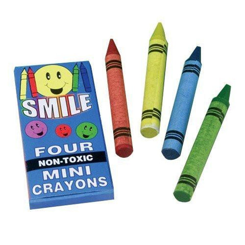 Smile & Smile- Assorted 3 Styles Green, Red, Yellow