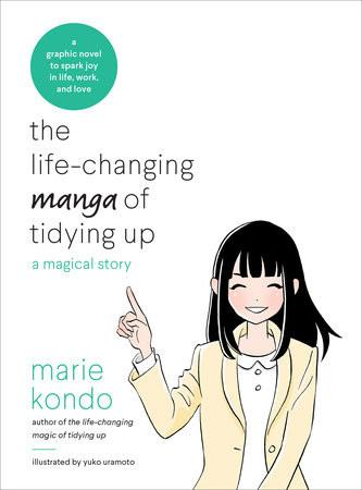 Life-Changing Manga of Tidying Up: A Magical Story