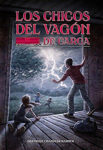 Chicos del Vagon de Carga (Spanish Edition)