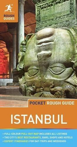 Pocket Rough Guide Istanbul [With Map]