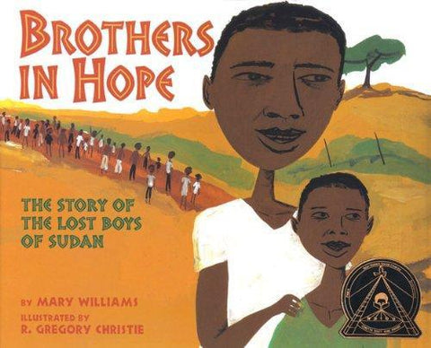 Brothers in Hope  The Story of the Lost Boys of Sudan (New)