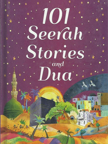 101 Seerah Stories and Dua (HB)