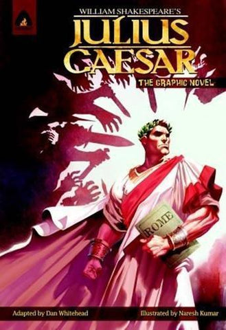 Julius Caesar The Graphic Novel (Campfire Classics)