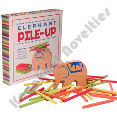 Elephant Pile-up Sticks Game
