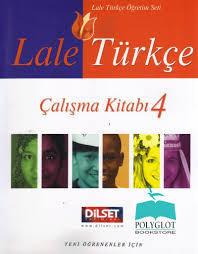 LALE Turkce Calisma Kitabi-4 (Workbook)
