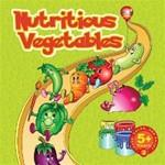 Nutritious Vegetables (Learn,Color and Enjoy)