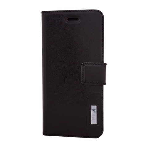 PLM Wallet Case Iphone 6 Black