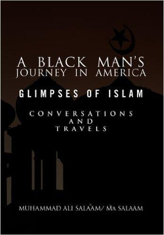 Black Man's Journey in America: Glimpses of Islam, Conversations and Travels