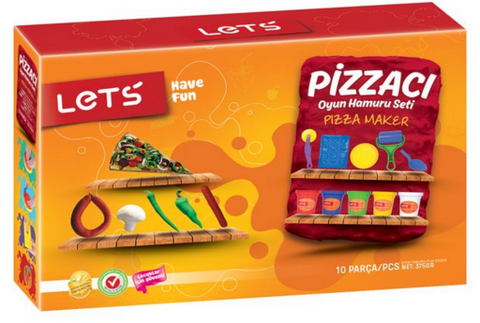 Lets Pizza Set 7 pcs