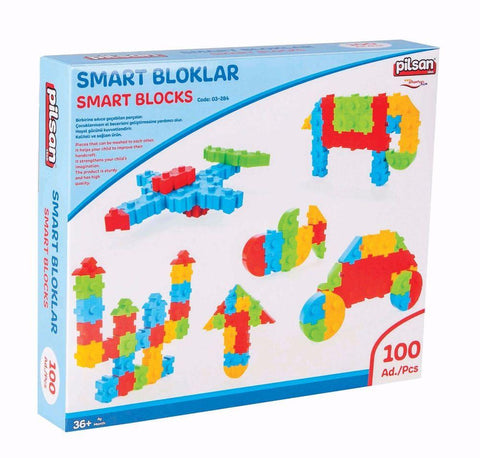 smart blocks 100 pcs