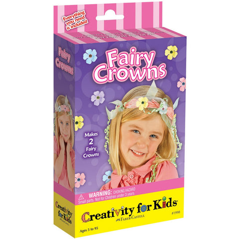 Fairy Crowns Mini Kit