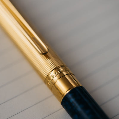 Montblanc Noblesse Oblige Fountain Pen Review