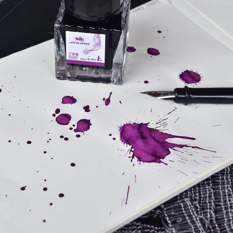 Purple Jinhao Ink
