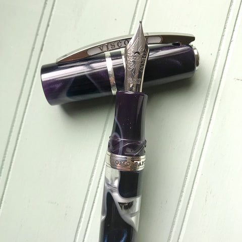 Visconti Homo Sapiens Fountain Pen