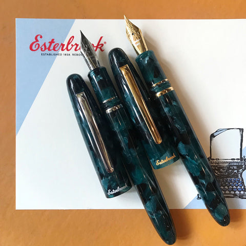 Esterbrook Evergreen 'Estie' Fountain Pen
