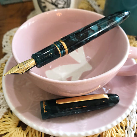 Esterbrook Evergreen 'Estie' Fountain Pen - Largest American Manufacturer Of Fountain Pens