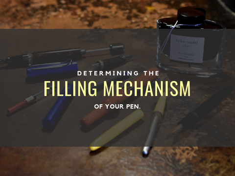 Determine The Filling Mechanism