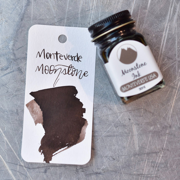 Monteverde Moonstone Ink Bottle