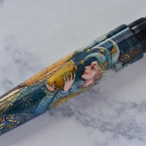 Artus 1/1 Great Cities of the World Venice Fountain Pen