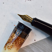 BENU Luminous Amber Fountain Pen