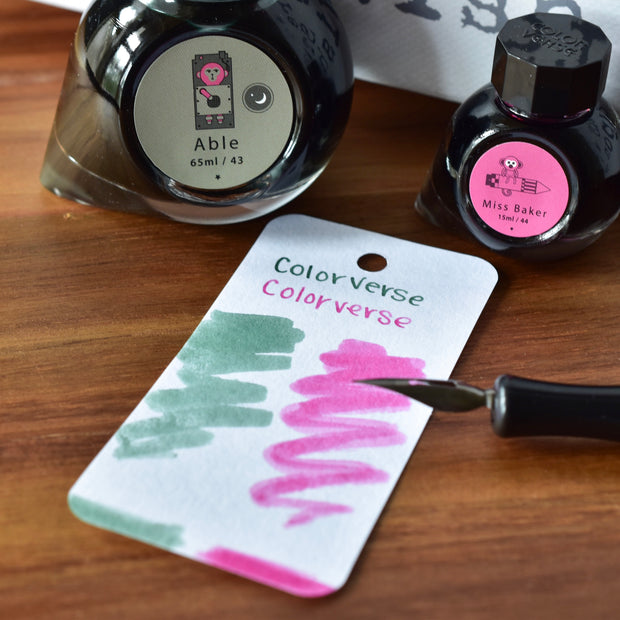 Colorverse Able & Miss Baker 65ml + 15ml Ink Bottle