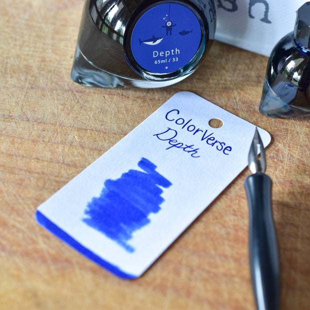 Colorverse Depth 65ml + 15ml Ink Bottle