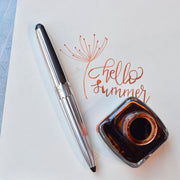 Diplomat Aero Fountain Pen