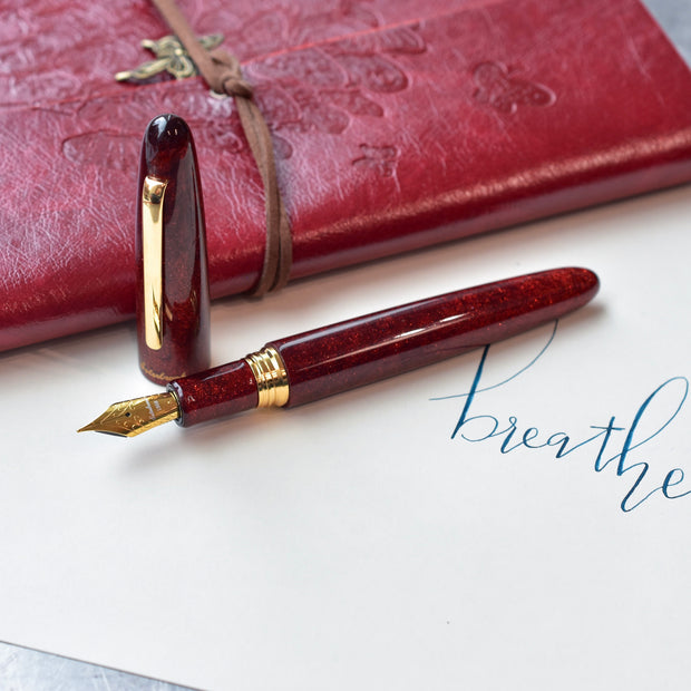 Esterbrook Estie Oversized Sparkle Fountain Pen