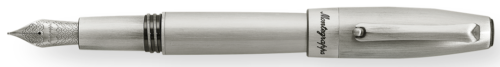 Montegrappa Fortuna Mule Silver Fountain Pen